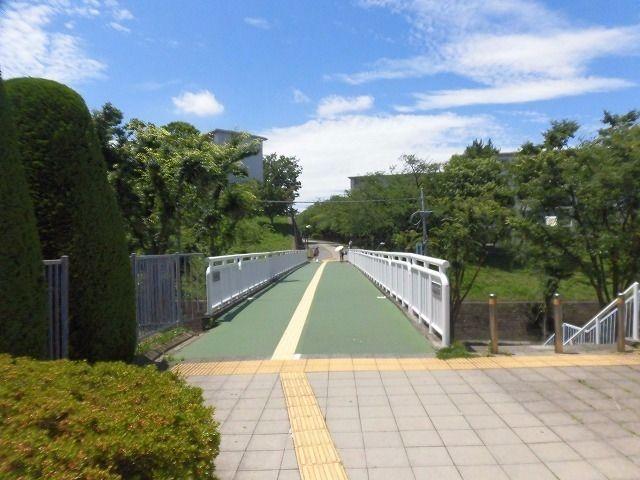 美しが丘第1歩道橋(たまプラーザ)