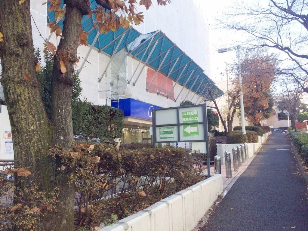 たまプラーザ テラス駐輪場N-2
