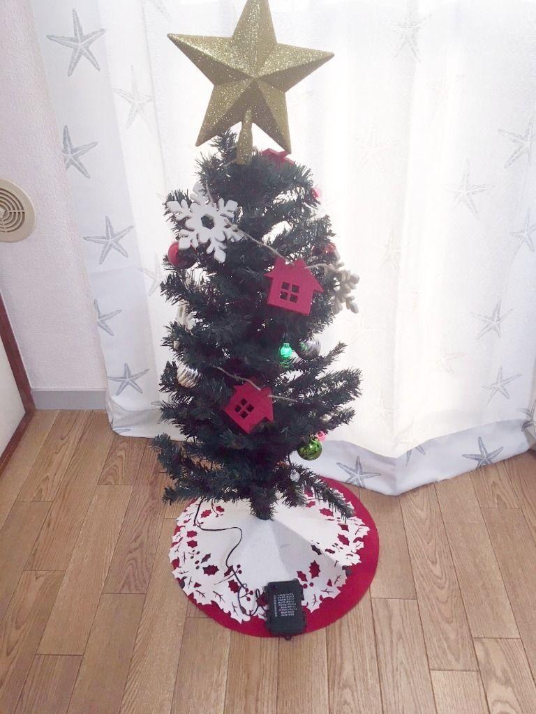 T様家のクリスマスツリー