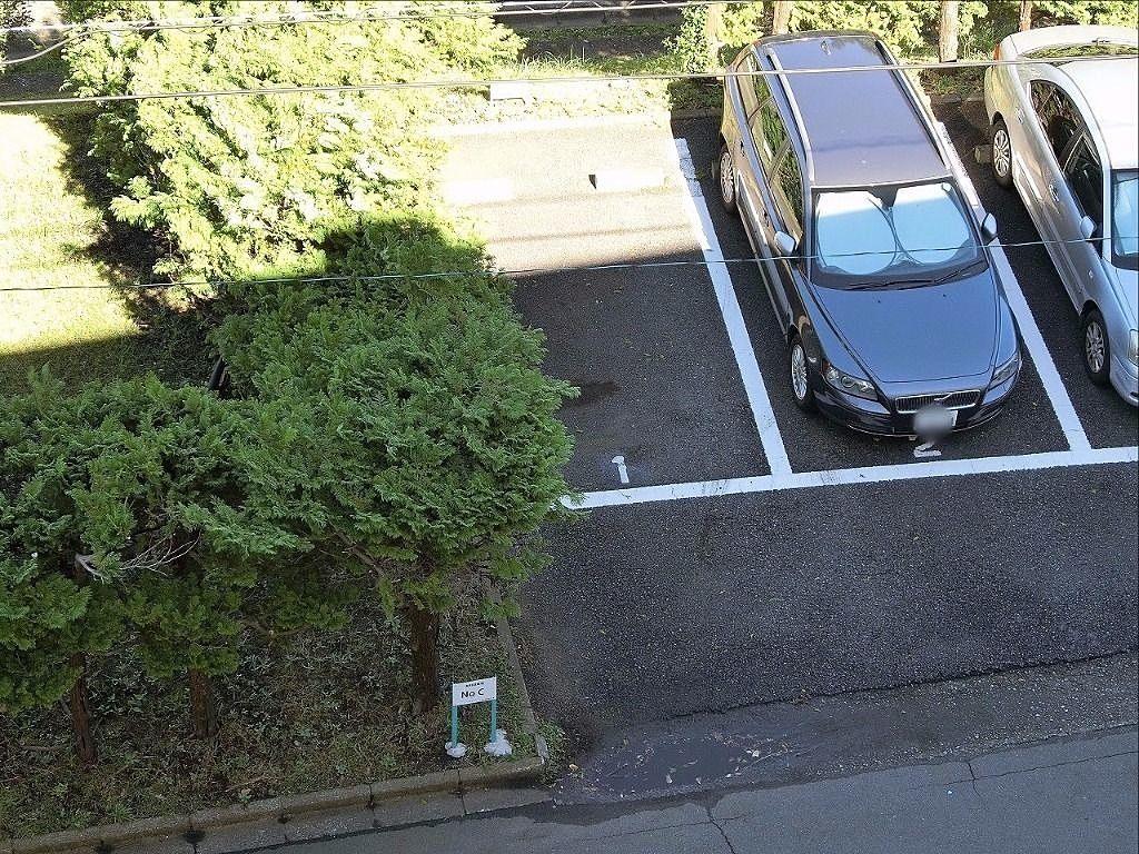 たまプラーザ団地・駐車場 C駐車場