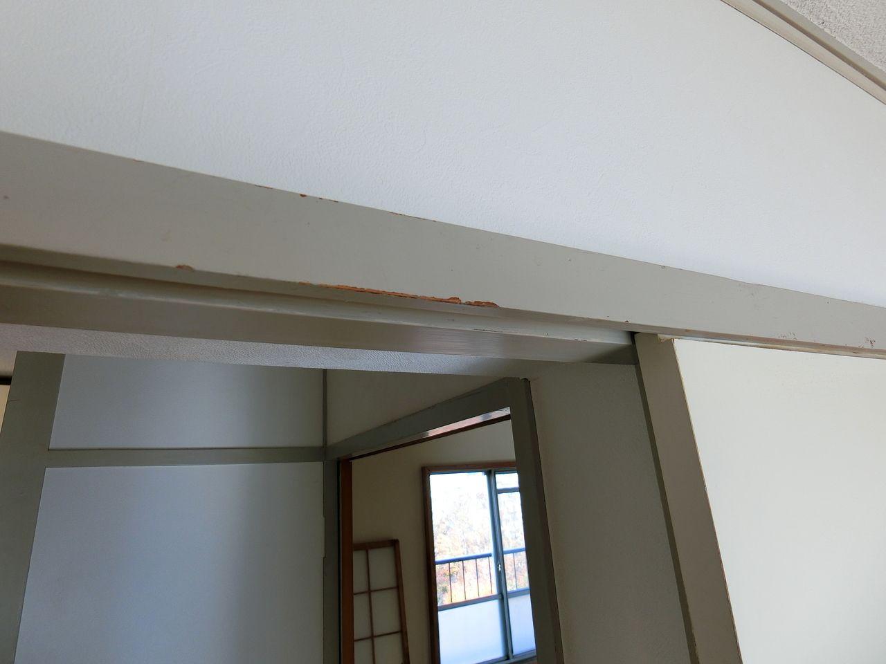 「たまプラーザ団地の賃貸物件・原状回復工事」