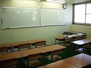 たまプラーザの学習塾・サンメイト セミナ-の教室内