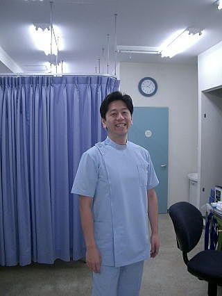 すすきの接骨院の松本院長