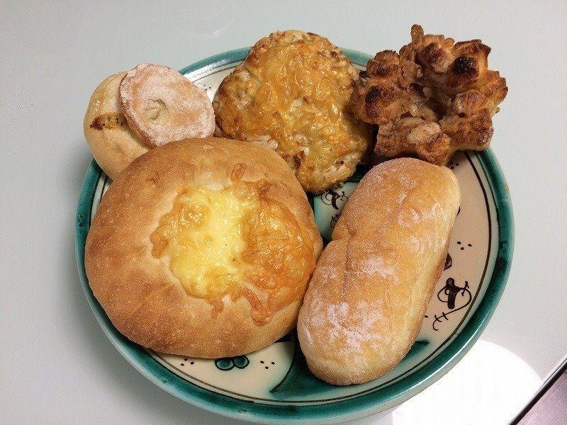 美しが丘西のパン屋さん・プロローグのパン