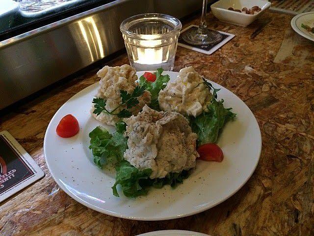 ラムギ屋のポテトサラダ