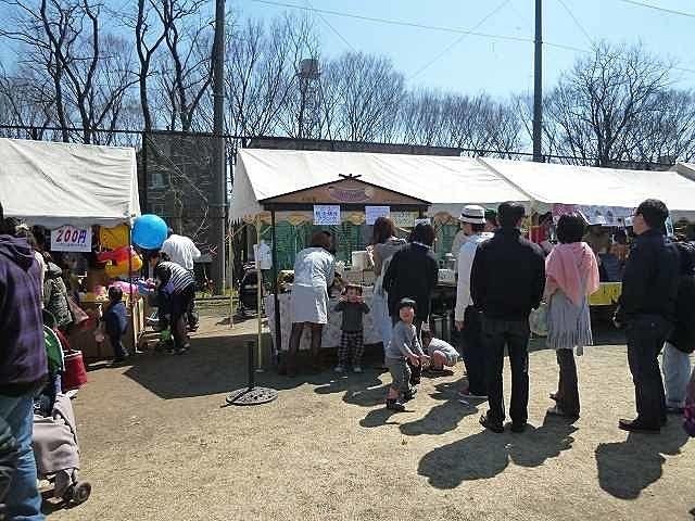 2012年たまプラーザの桜まつり(たまプラーザ桜フェスティバル)