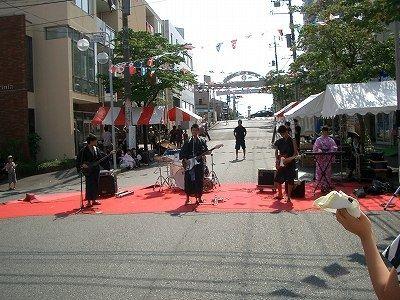2012年たまプラーザ夏まつり たまプラーザ駅前通り商店会