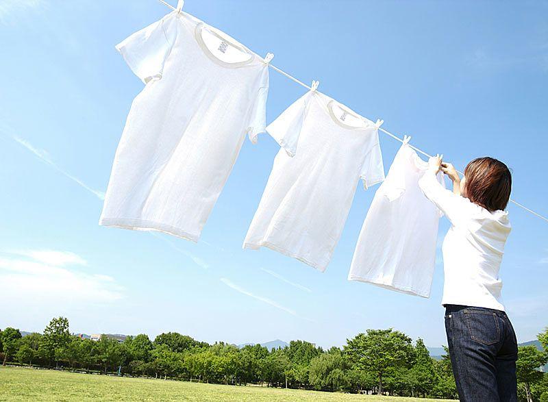 「住まい探し」と「洗濯物」