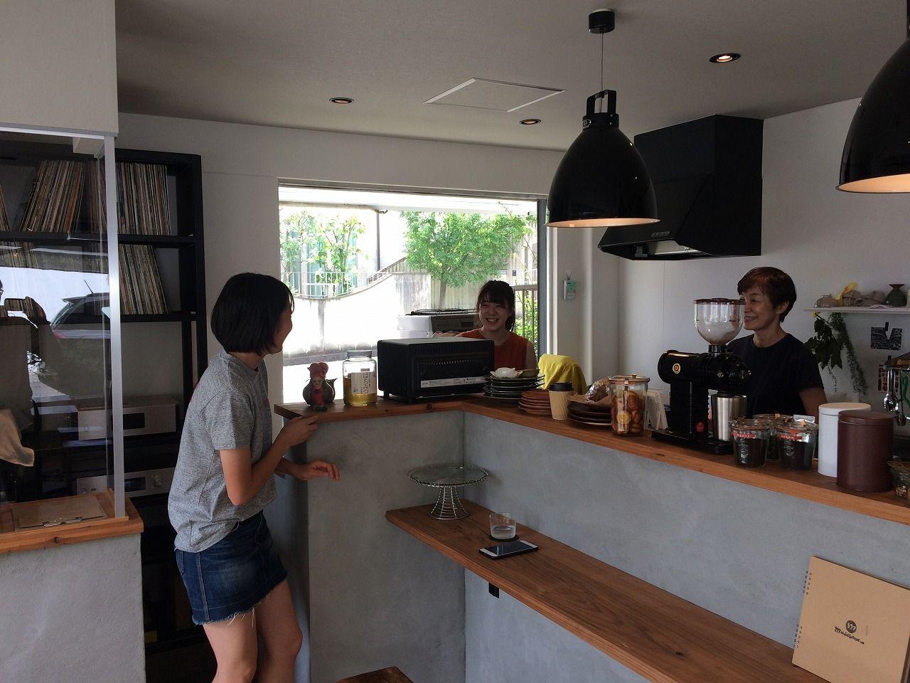 「Madalena Cafe」(マダレーナ カフェ)
