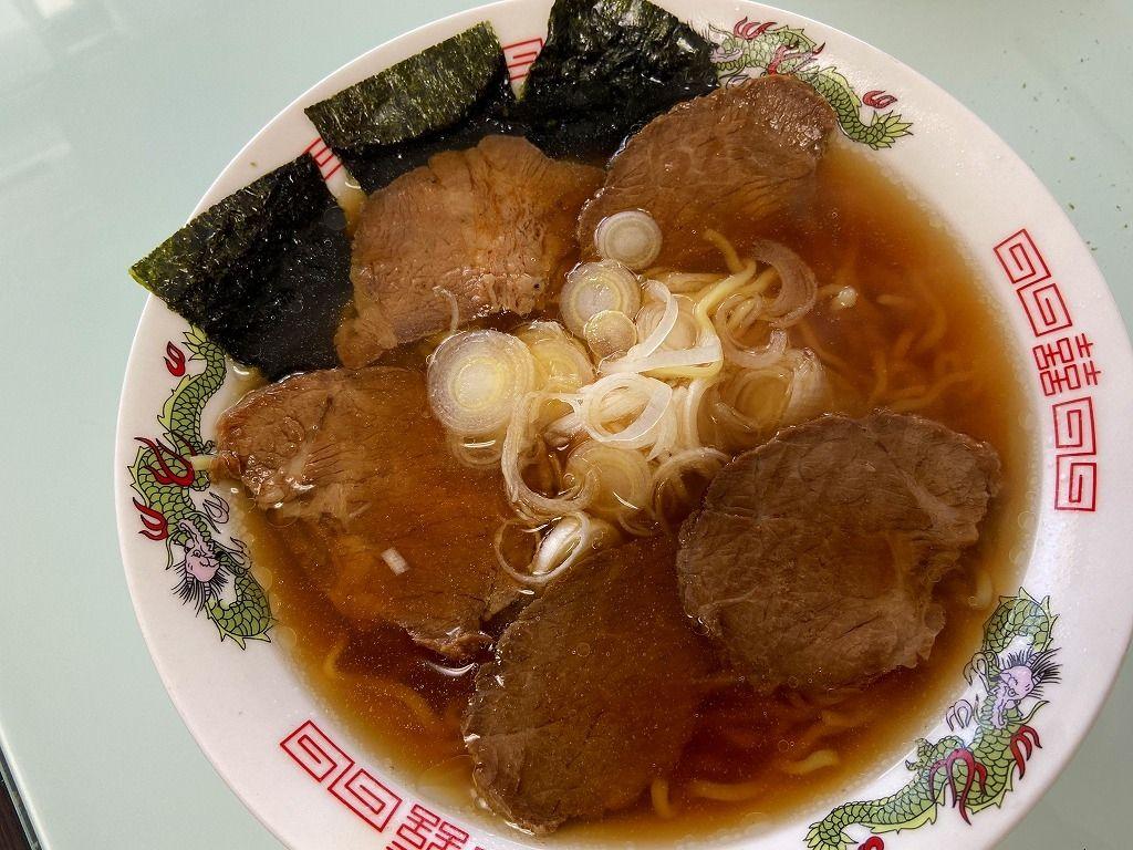 クーパーズ不動産が自宅で作ったチャーシュー麺・ 叉焼麺