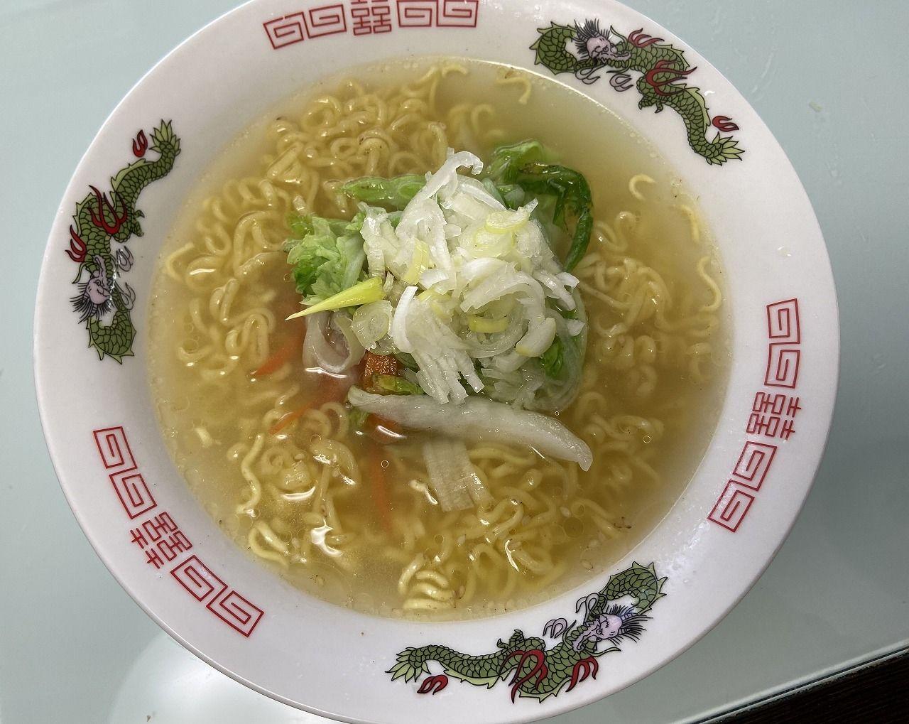 日清のラーメン屋さん 函館しお(日清食品)/自宅