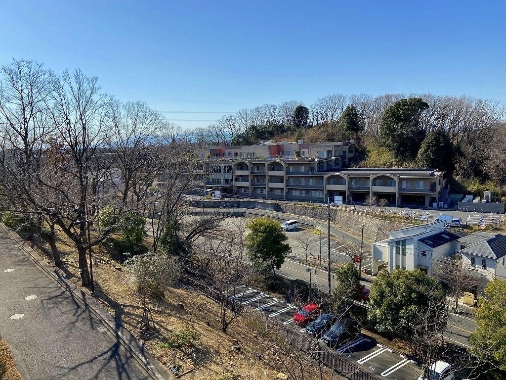 青葉区元石川町4300の青葉さわい病院の外観です。
