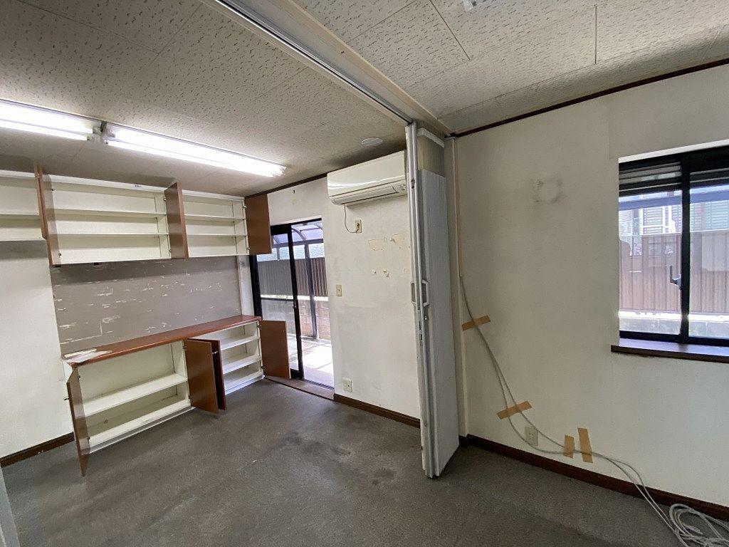 (仮称)桜台木村店舗1階の店舗内の様子