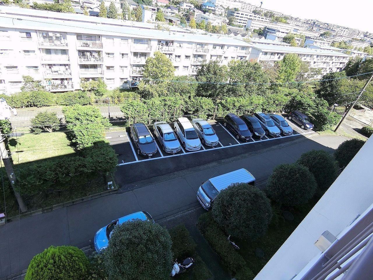 たまプラーザ団地 駐車場C