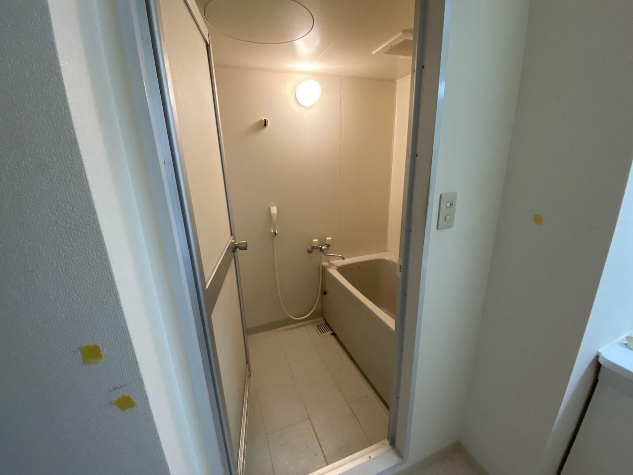 EV付たまプラーザ駅2分のマンションの第5正美ビルの浴室