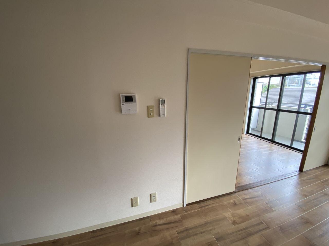 EV付たまプラーザ駅2分のマンションの第5正美ビルのTVモニター付インターホン