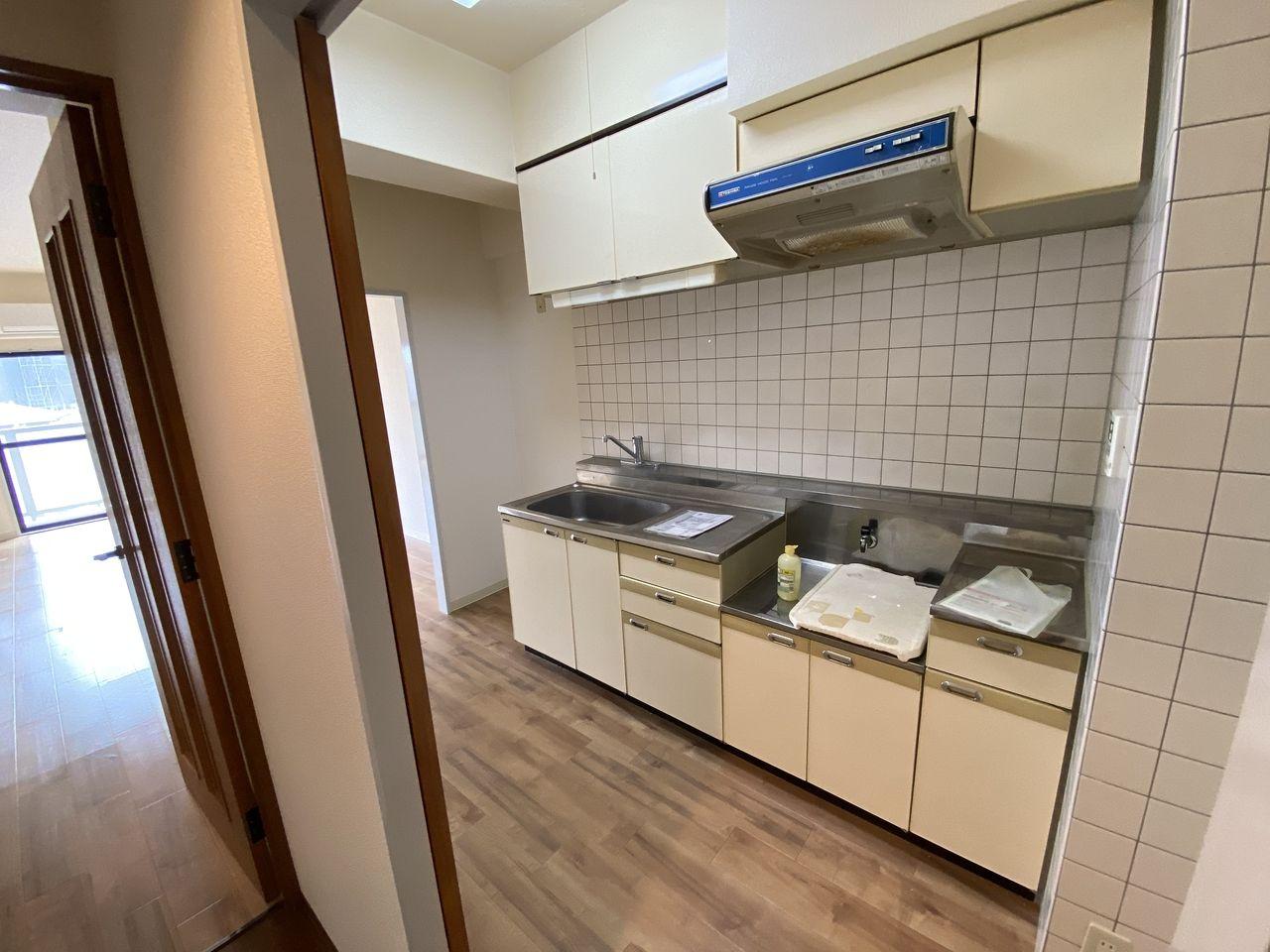 EV付たまプラーザ駅2分のマンションの第5正美ビルのキッチン