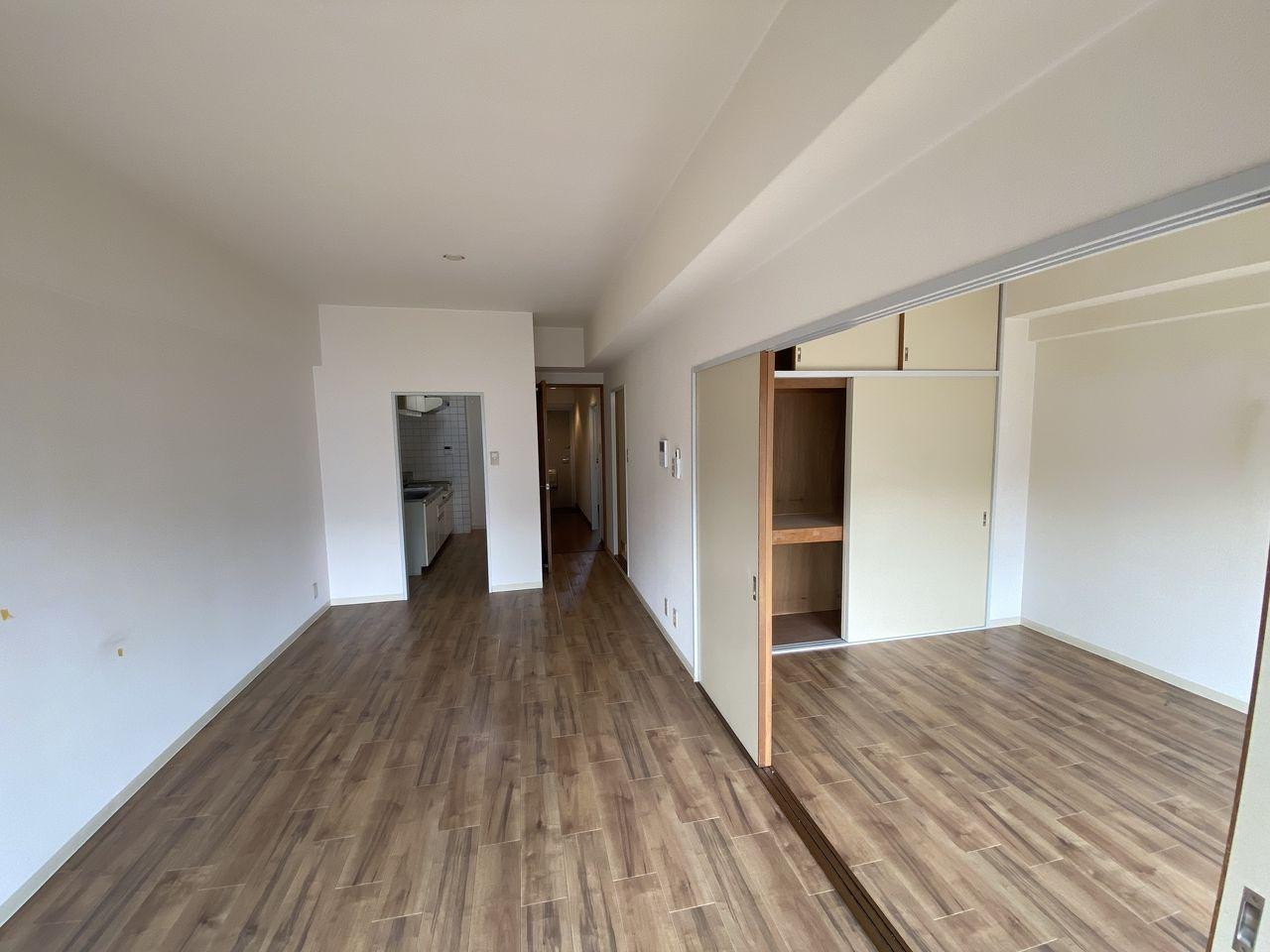 EV付たまプラーザ駅2分のマンションの第5正美ビルのの室内写真