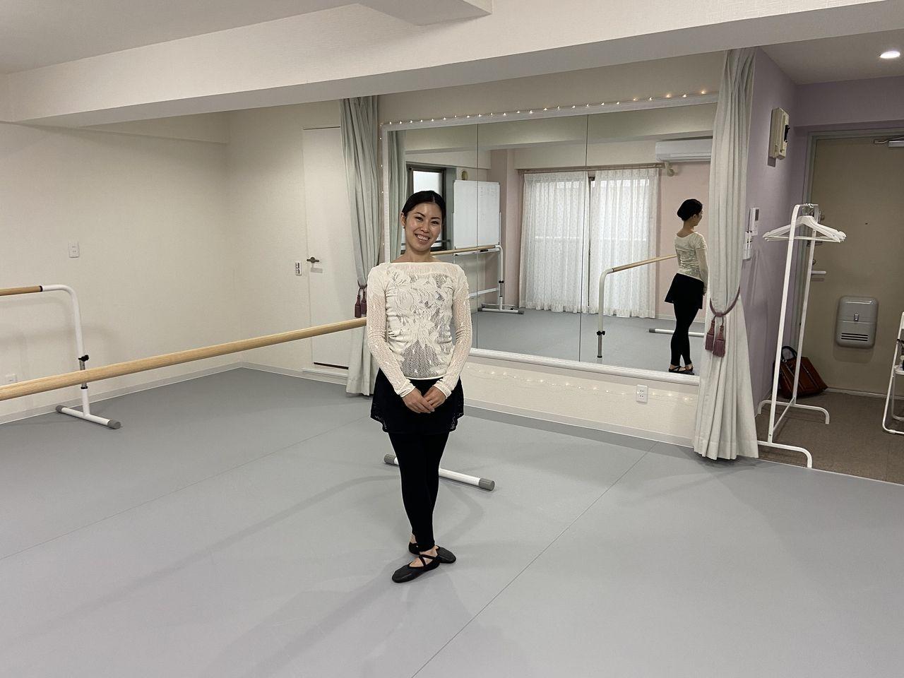 シルエット バレエ スタジオ/SILHOUETTE-STUDIO