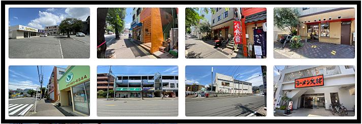 横浜市青葉区青葉台桜台の貸店舗/貸事務所・クロワールワン