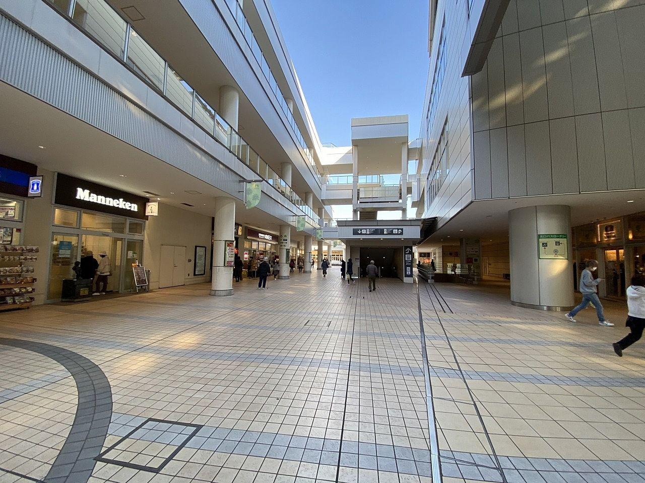 〒225-0002 横浜市青葉区美しが丘2-1-27 第5正美ビルまでのたまプラーザ駅からの道のり