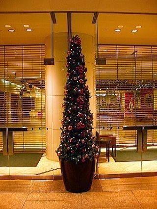 2009年たまプラーザ駅北口のクリスマスの様子です。