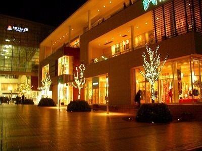 たまプラーザ駅北口 2010年 たまプラーザ クリスマス