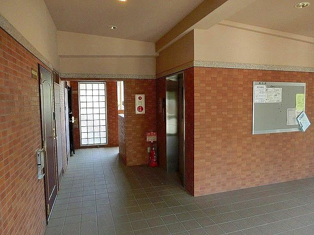 ルネスエスポワール・エレベーター