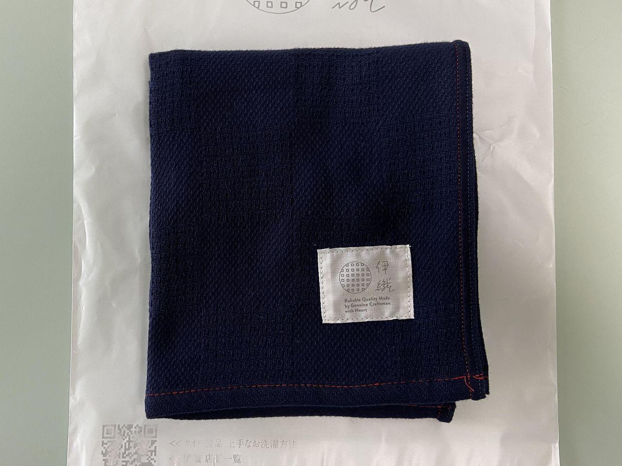 伊織のタオル