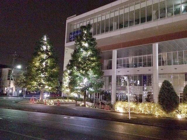 2016年 たまプラーザ クリスマス